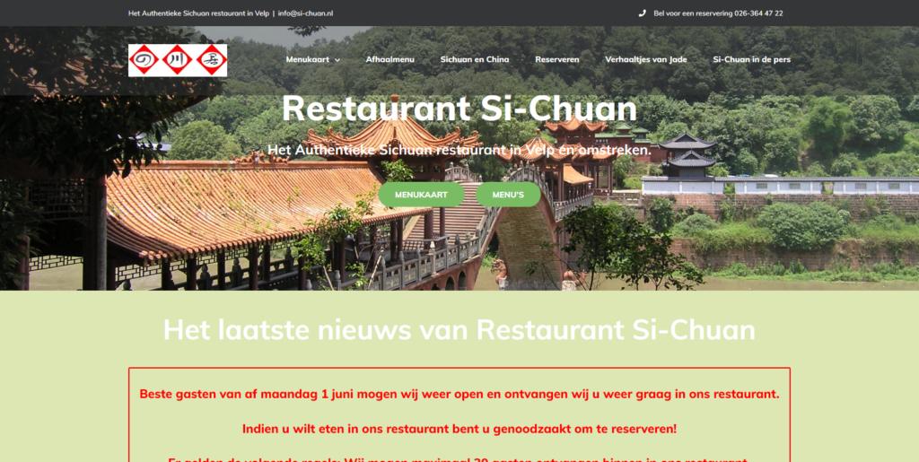 Restaurant Si-Chuan